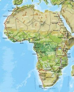 Travel: Africa Route